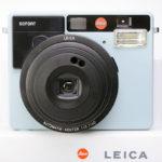 Leica SOFORT ライカ ゾフォート ミント インスタントカメラ + 元箱一式 + フィルム1パック