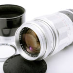 LEICA ライカ Elmarit-M エルマリート 90mm F2.8 + 純正フード + UVaフィルター