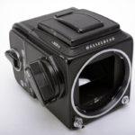 Hasselblad ハッセルブラッド ☆503CXボディ 黒 +A24マガジン+WLファインダー+アキュートマットD