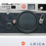 LEICA ライカ M6 クラシック チタンカラー 0.72 1992年(中村光学整備済)