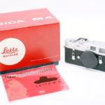 LEICA ライカ M4 中期 126万台 1969年 ドイツ製 + 元箱、取説