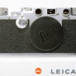 LEICA ライカ バルナックⅢf 3f ブラックダイヤル 1952年製