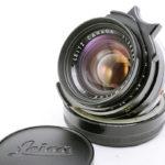 LEICA ライカ Summilux ズミルックス 35mmF1.4 第2世代 後期 ver.2(中村光学OH済)