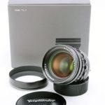 Voigtlander フォクトレンダー NOKTON ノクトン 50mm F1.5 Aspherical VM + 純正フード