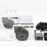 Leica SOFORT White ライカ ゾフォート ホワイト インスタントカメラ + 元箱一式