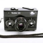 Rollei 35 Tessar ローライ テッサー 40mmF3.5 3.5/40 ブラック(中村光学OH済)