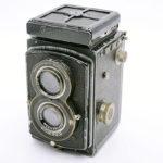 Rolleiflex Standard ローライフレックス スタンダード 3.5 (Model 622 type3) Tessar テッサー 75mmF3.5