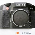 LEICA ライカの人気一眼レフ R8 ブラック + BOX