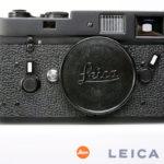 LEICA ライカ M4 ブラッククローム 138万台 1974年 ドイツ製(中村光学OH済み)