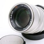 CONTAX コンタックス Carl Zeiss カールツァイス Sonnar 90mm F2.8 T* G