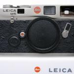 LEICA ライカ M6 クラシック チタンカラー 0.72 1992年(中村光学OH済)