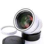 LEICA ライカ Summilux-M ズミルックス 50mmF1.4 ASPH 6bit シルバー + 元箱一式