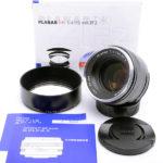 Carl Zeiss カールツァイス PLANAR プラナー T* 50mm F1.4 ブラック ZF.2(Nikonマウント)PLANART1.4/50BKZF2