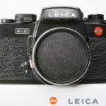 LEICA ライカの人気一眼レフ R-E ブラック