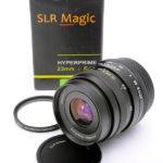 SLR Magic 23mm f/1.7 Hyperprime Lens for Fujifilm X-Mount