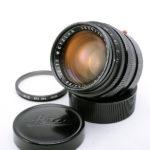LEICA ライカ Summilux ズミルックス 50mmF1.4 第2世代 + UVaフィルター