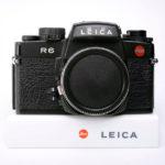 LEICA ライカ 一眼レフ R6 ブラック