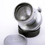 LEICA ライカ Summar ズマール 50mmF2 L クローム 1937年 ドイツ製(中村光学OH済)