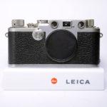 LEICA ライカ バルナックⅢf 3f BD ブラックダイヤル 1951年製