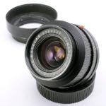 LEICAライカ Elmarit-R エルマリート 35mmF2.8 Type1 3カム +純正フード