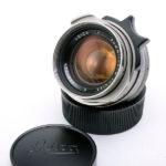 LEICA ライカ Summilux ズミルックス 35mmF1.4 第2世代 後期(Ver.2) チタン仕上げ