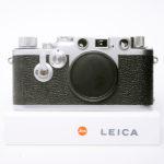 LEICA ライカ バルナック IIIf 3f RD レッドダイヤル セルフ付 1954年製