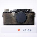 LEICA ライカ バルナック Ⅲ3 (D3) ブラックペイント 1936年製