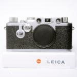 LEICA ライカ バルナック IIIf 3f RD レッドダイヤル セルフ付 1956年製