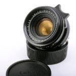LEICA ライカ Summicron ズミクロン 35mmF2 第2世代 後期ツノ無 M 1977年 ドイツ製