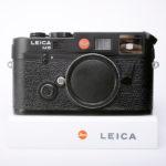 LEICA ライカ M6 TTL 0.72 JAPAN Limited (刻印 ブラック)