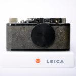 LEICA ライカ バルナック Ⅱ2 (D2)ブラックペイント 1932年