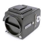 Hasselblad ハッセルブラッド ☆500C/Mボディ 黒 シュリロ正規品 +アキュートマット+A12マガジン+WLファインダー