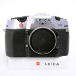 LEICA ライカの人気一眼レフ R8 シルバー