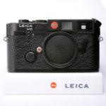 LEICA ライカ M6 クラシック ブラック 0.72 1997年 ドイツ製