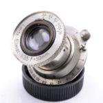 LEICA ライカ Elmar ニッケル ショートエルマー 50mm/F3.5 L