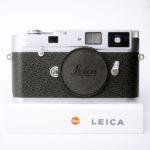LEICA ライカ M-A(Typ127) シルバークローム 新品同様