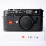 LEICA ライカ M4-P(プロフェッショナル) ブラッククローム CANADA(中村光学OH)