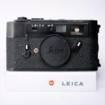 Leica ライカ M5 前期 2点吊 135万番 ブラッククローム 1972年 ドイツ製