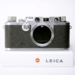 LEICA ライカ バルナックⅢf 3f BD ブラックダイヤル 1951年製 + 革ケース