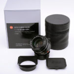LEICA ライカ Summilux ズミルックス 35mm F1.4 ASPH 新品同様 元箱一式付属