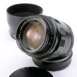 LEICA ライカ Tele-Elmarit-M テレエルマリート 90mmF2.8 前期 M ファット + 純正フード