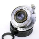 LEICA ライカ Elmar ブルーコーテッドエルマー 35mmF3.5 L(整備済) + UVフィルター