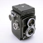 ROLLEICORD Ⅴ ローライコード Xenar クセナー75mm F3.5