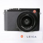 LEICA ライカ Q (Typ116) ブラック 元箱、付属品一式(新同品)