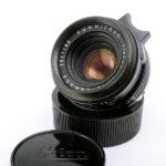 LEICA ライカ Summicron ズミクロン 35mmF2 第2世代 後期ツノ無 M 1972年 ドイツ製