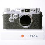 LEICA ライカ バルナック IIIg 3g 1956年 バルナックライカの最終型
