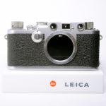 LEICA ライカ バルナック IIIf 3f RD レッドダイヤル 1953年製