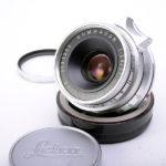 LEICA ライカ Summaron ズマロン 35mmF2.8 M 1965年 ドイツ製