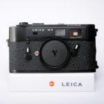 Leica ライカ M5 後期 3点吊 135万番 ブラッククローム 1973年 ドイツ製