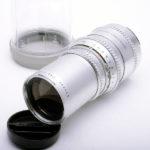 Hasselblad ハッセルブラッド Sonnar ゾナー C 250mm F5.6 白鏡胴(中村光学OH済)